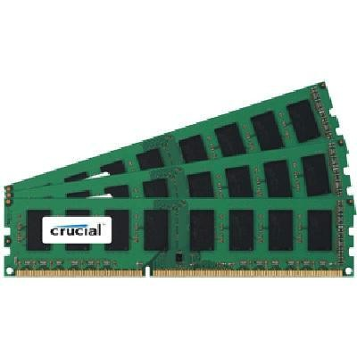 6GB kit 2GBx3 240-pin DIMM