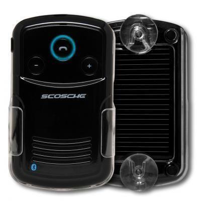Solar Powered Bluetooth Speake
