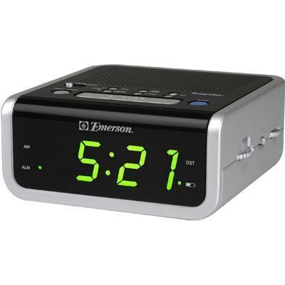 E Smartset Clock Radio
