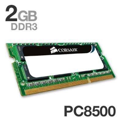 2GB SODIMM DDR3 1x200 DIMM