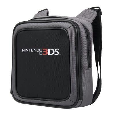 Messenger Bag for 3DS - Black