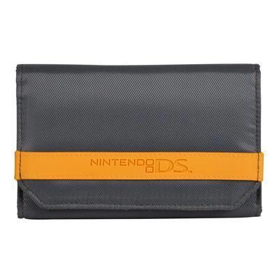 Ds Wallet Case Neon Orange