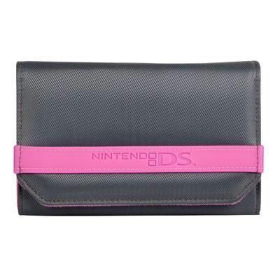 DS Wallet Case Neon Pink