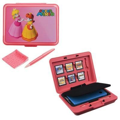 Hard Case For Ds Peach