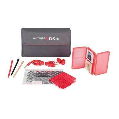3dsxl Starter Kit Red