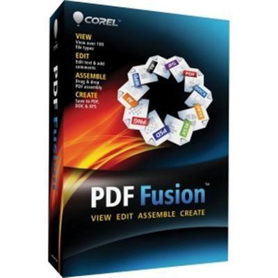 Corel PDF Fusion 1 EN Edu