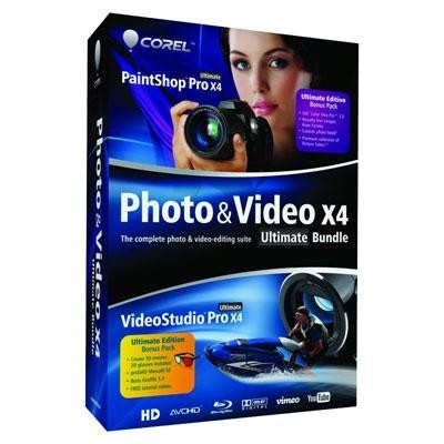 Photo & Video Bundle X4 Ultima