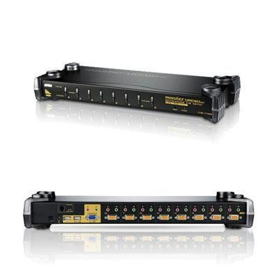 8p Masterview Kvm Switch