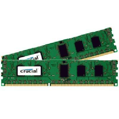 2GB Kit ECC DDR3 DIMM