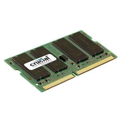 512MB 133MHZ SODIMM CL3