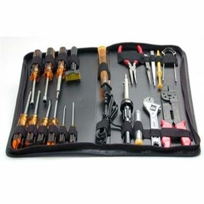19 Piece Pc Tool Kit