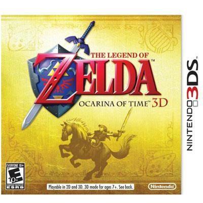 The Legend of Zelda 3DS