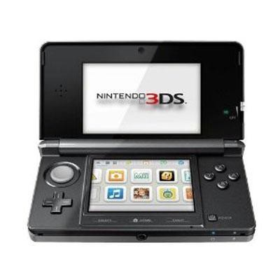 Nintendo 3ds Cosmo Black Np
