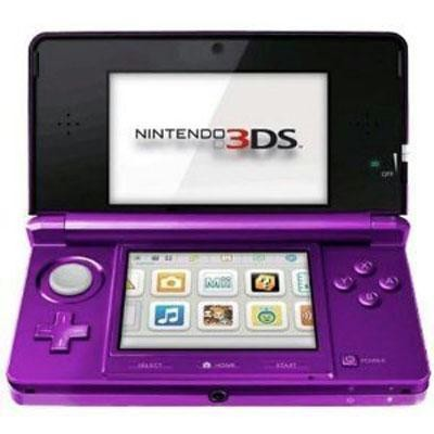 Nintendo 3ds Midnightpurple Np