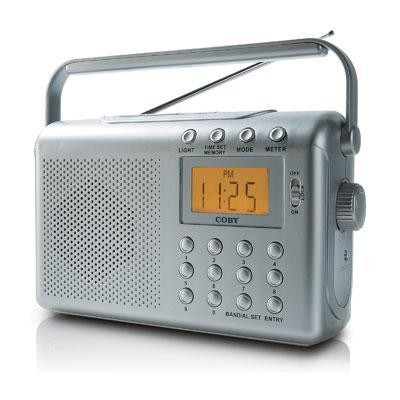 Digital Am/fm/noaa Radio