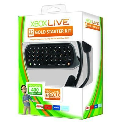 Xbox Live 12 Month Starter Kit