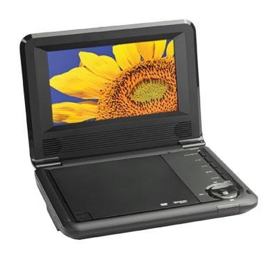 """7"""" Screen Portable Dvd Player"""