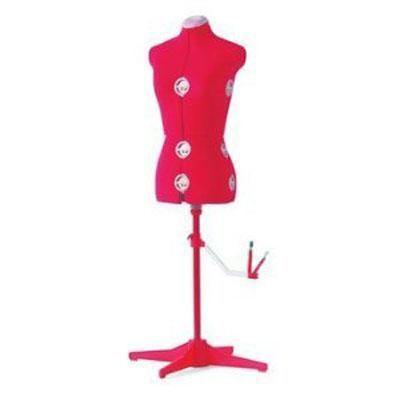 Red Dress Form M