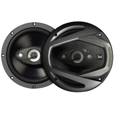 "4-way 6.5"" 160w Speakers"