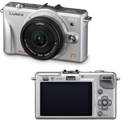 12.1mp Digital Camera Silver