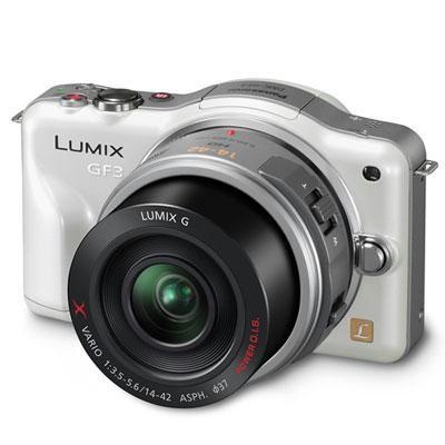 12.1mp Digital Camera White