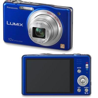 16.1MP Digital Camera Blue