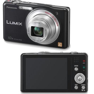 16.1MP Digital Camera Black