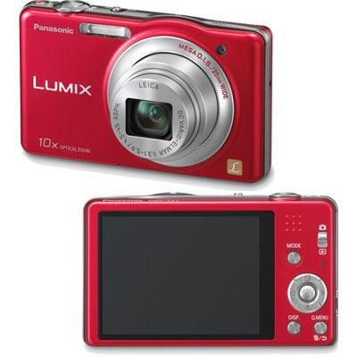 16.1MP Digital Camera Red