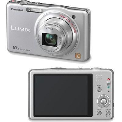 16.1MP Digital Camera Silver