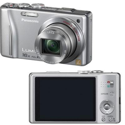 14.1mp Digital Camera Silver