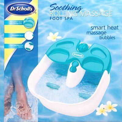 Dr. Scholl's Foot Bath Massage