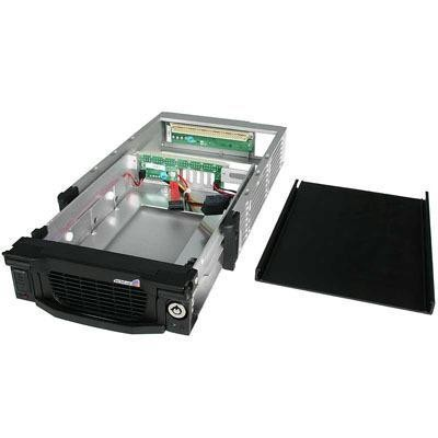 Serial Ata Drive Drawer Black