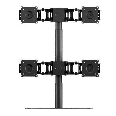 Quad Monitor Stand