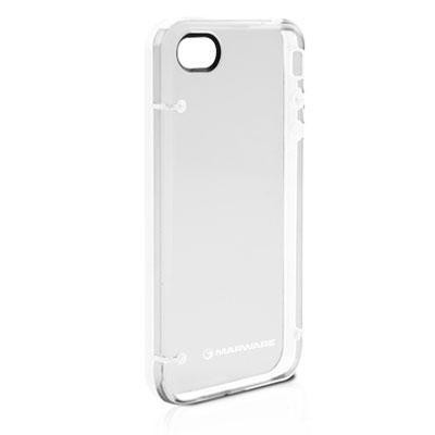 Duo Shell iPhone 4 White Univ