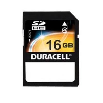 Duracell 16gb Secure Dig. Card
