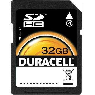 Duracell 32gb Secure Dig. Card