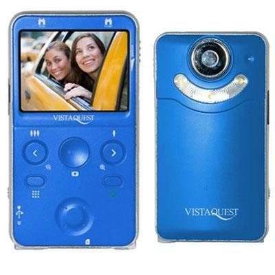 Digital Video Camcorder--Blue