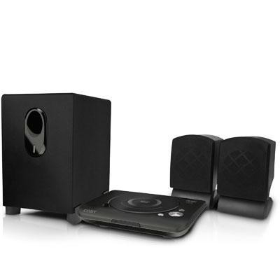 2.1-Channel DVD Home Theater