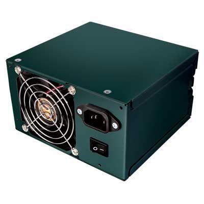 380W GREEN  ATX12V v2.3 PSU