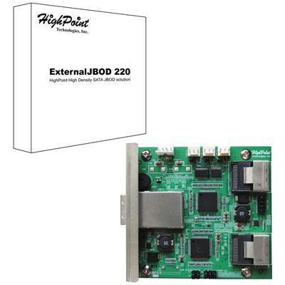JBOD Storage Controller