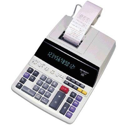 12 Digit/2 Color Printing Calc
