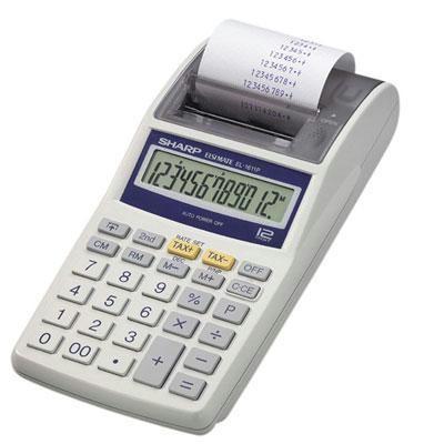 Handheld Printing Calc