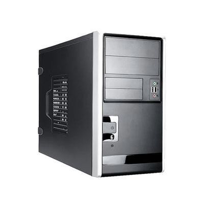 Matx Case Tooless Black
