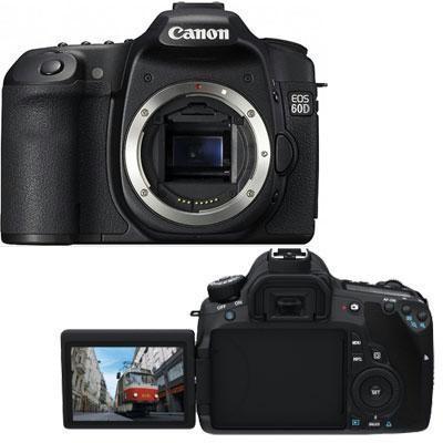 Eos 60d 18mp 3.0 Lcd Hd Video