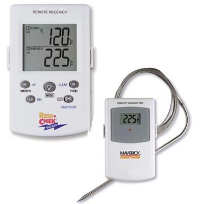 M Remote Smoker Thermometer