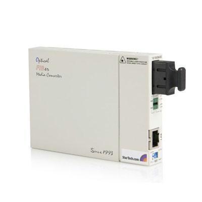 RJ45 to Fiber Media Converter