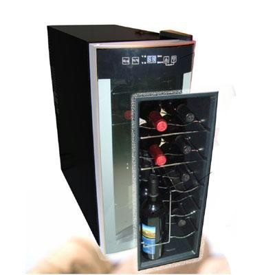 A 12 Bottle Wine Cooler Ob