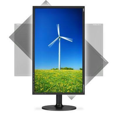 """23"""" 1920x1080 LCD-Black"""