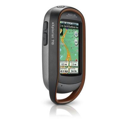 Explorist 710 Us Prem. Wp Gps