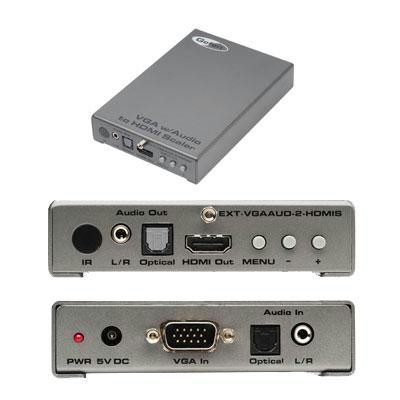 Vga Audio To Hdmi Scaler